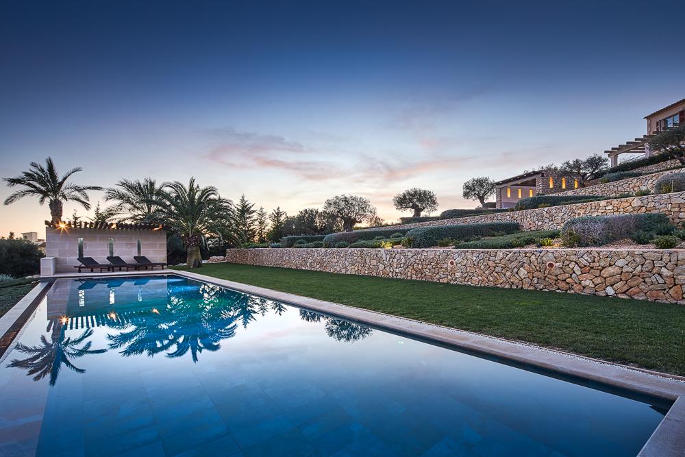 Luxusvilla Mit Meerblick Mallorca Suden Osten 8 Personen Grosser
